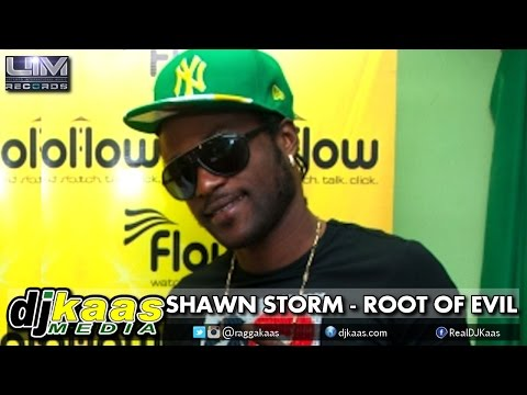 Shawn Storm - Root Of Evil (Raw)[Badwater Riddim] UIM Records | Dancehall 2014