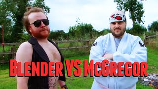 Blender VS McGregor