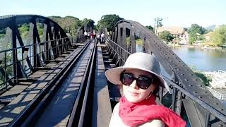 Mila Marla in KANCHANABURI THAI