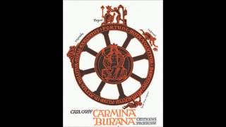 Carmina Burana - Ecce Gratum (Behold the Good and Long - Awaited Spring)