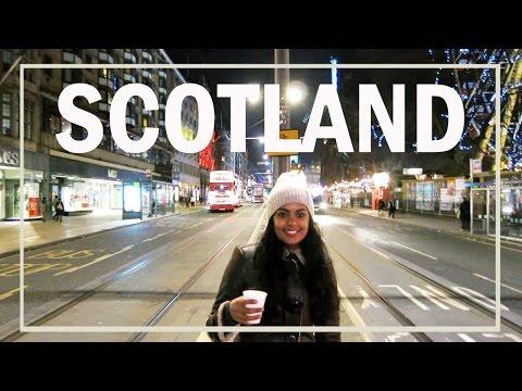 Getting Lost In Edinburgh, Scotland - A Travel Vlog