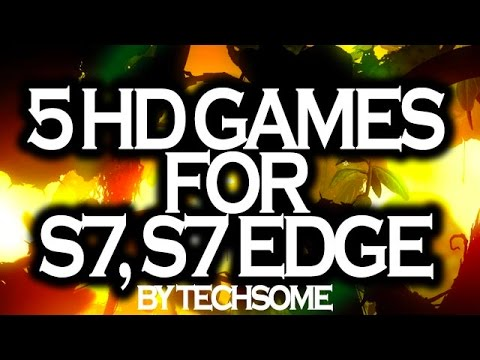 5 Amazing HD Games (Paid) for Samsung...