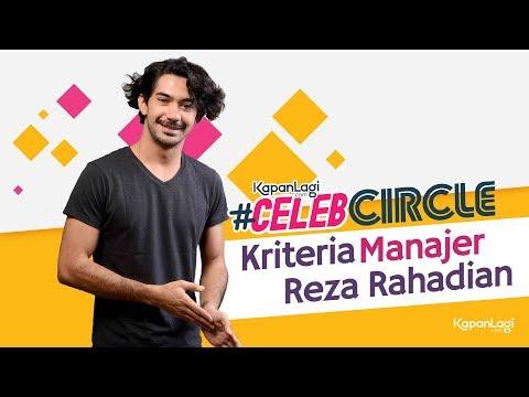 Reza Rahadian Sebutkan Kriteria untuk Jadi Manajernya!