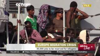 CCTV :UK and EU Working With Ethiopia On Plan To Stem Flow Of Migrants