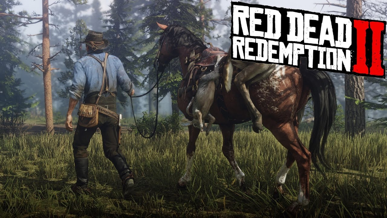 🔴Red Dead Redemption 2. Мусорские будни! #3