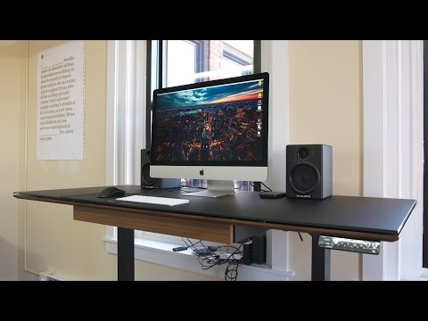 BDI Sequel Lift 6052 Sit/Stand Desk Review - Is It Worth The Price?