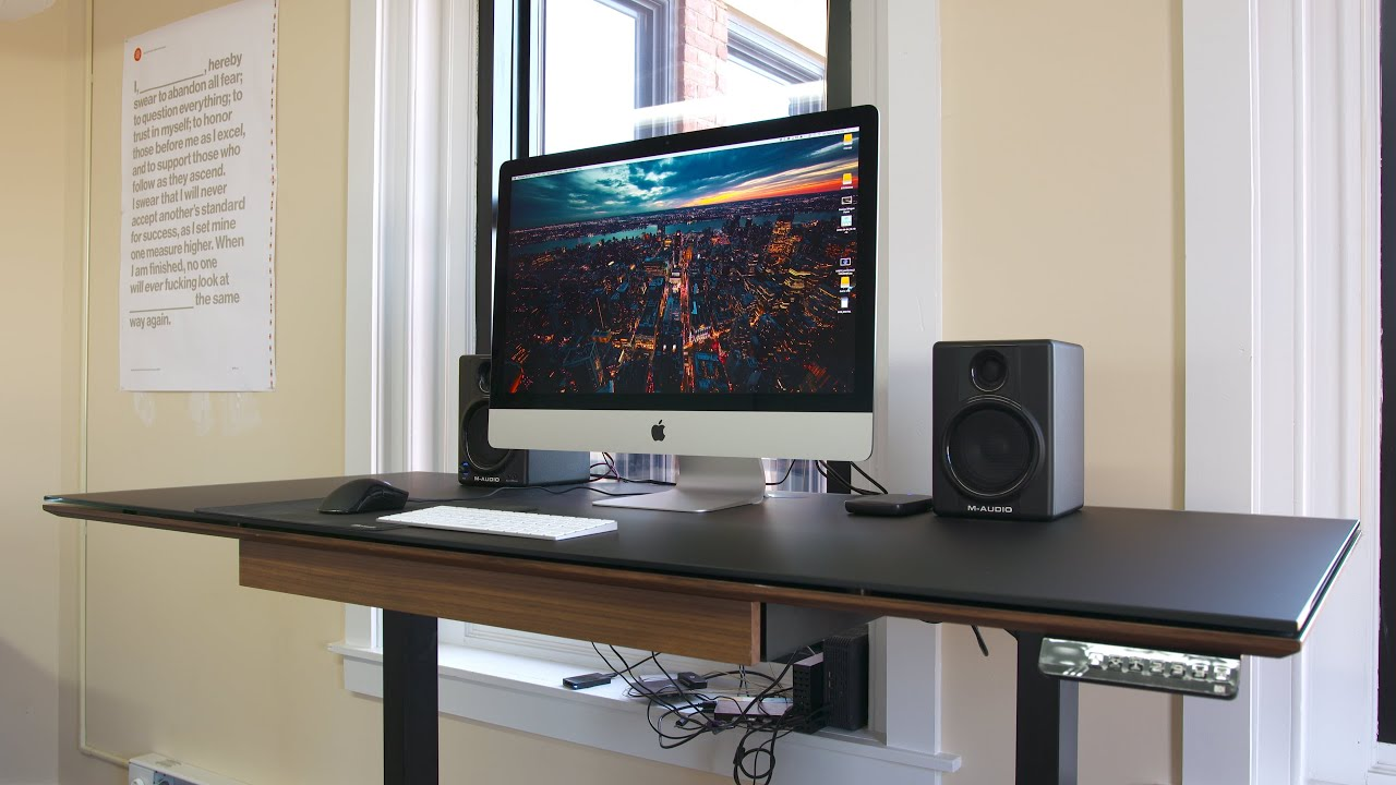 Merveilleux BDI Sequel Lift 6052 Sit/Stand Desk Review   Is It Worth The Price?