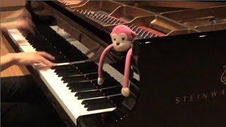 グランドピアノで東方の曲をメドレーにして弾いてみた2017(Toho medley)