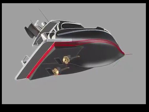 Shannon Silver Hull Design