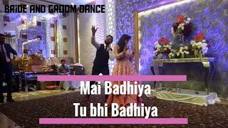 Mai badhiya tu bhi badhiya | Wedding Dance | Choreographed by Sheetal | Sanju | Ranbir Kapoor |