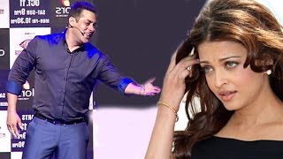 Emotional Salman Khan Sings LOVE Song For Aishwarya Rai From His Own Film