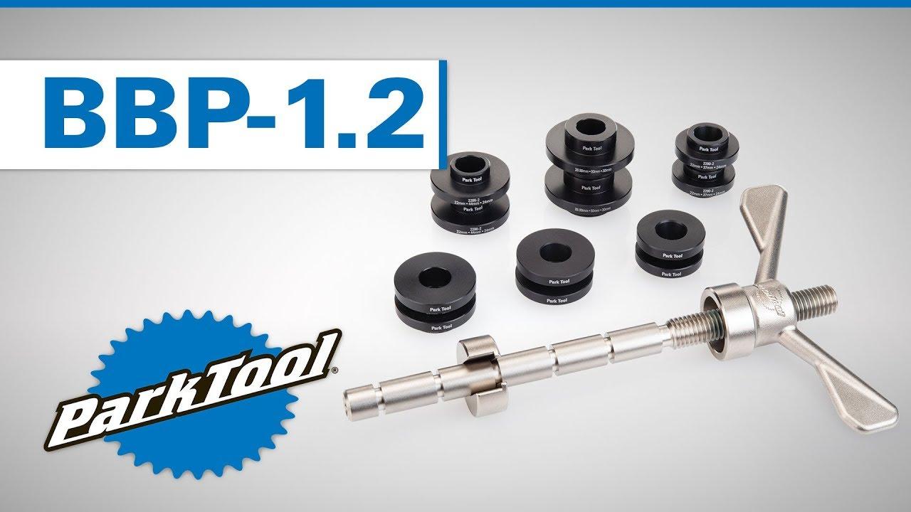 NEW Park Tool BBP-1 Bottom Bracket Bearing Press Set