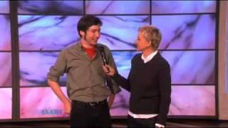 Ellen's Monologue - 04/09/10