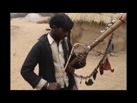 Rajasthani Folk Music Instrumental || Ravanhatta