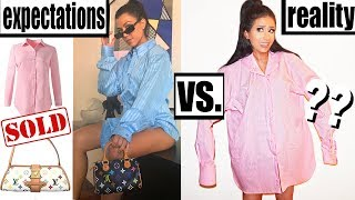 ONLINE SHOPPING FAILS! (yikes lol)
