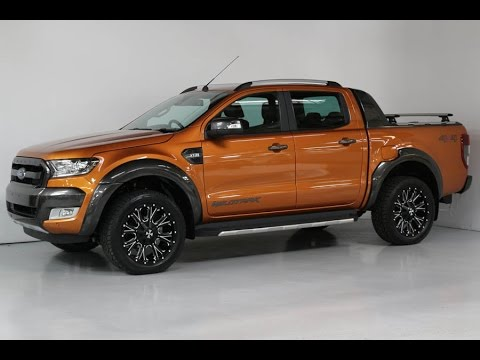 Brand New Ford Ranger Wildtrak With Extras Team Hutchinson Ford