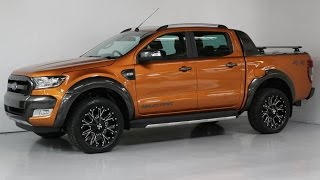 Brand New Ford Ranger Wildtrak with extras - Team Hutchinson Ford