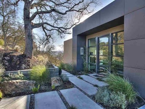 Modern Masterpiece in Alamo, California