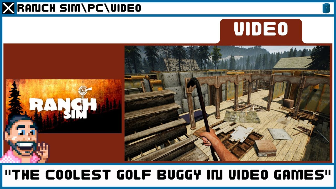 """Ranch Sim 