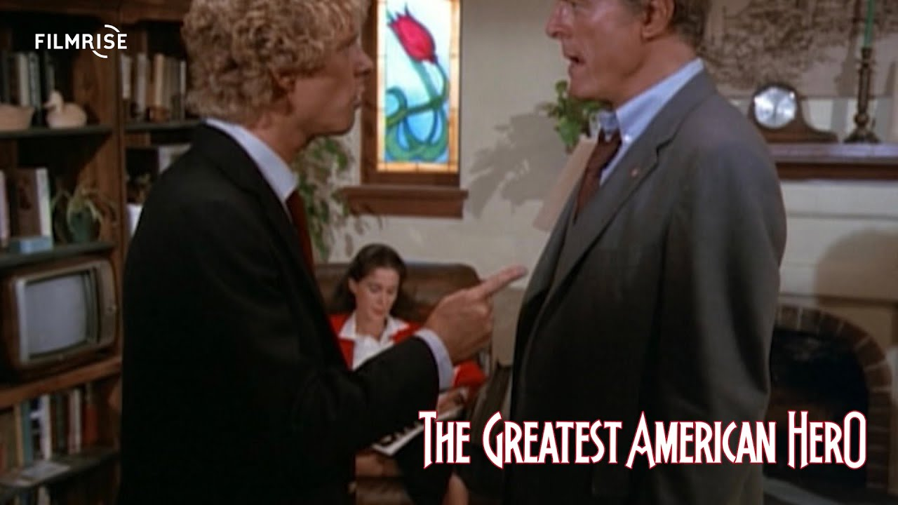 The Greatest American Hero - Season 1, Episode 8 - The Best Desk Scenario - Full Episode