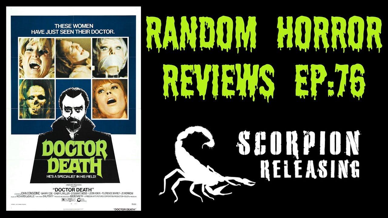 Download Random Horror Reviews: Ep.76- Doctor Death: Seeker of Souls (1973) | Scorpion Releasing