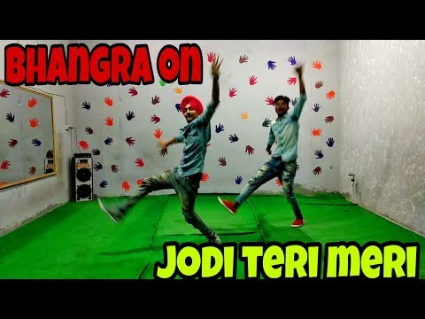 Jodi Teri Meri || Romantic Bhangra || jassi Gill | desi crew || Krishna dance academy