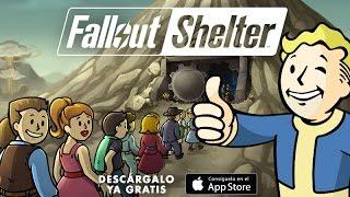 Tráiler de presentación de Fallout Shelter