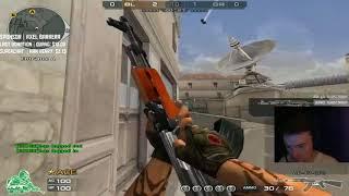 [AK47-CFS]21 kill scrim | x0tek vs Brando & xfam0usx | CrossFire Stream Highlights