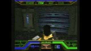 Broken Helix PlayStation Gameplay - Broken Helix