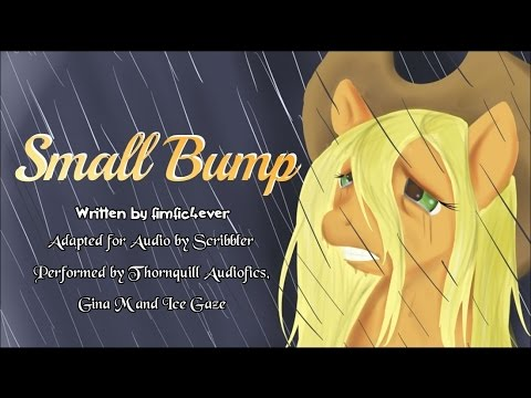 Pony Tales [MLP Fanfic Readings] Small Bump (tragedy/romance - Twilight/Applejack)