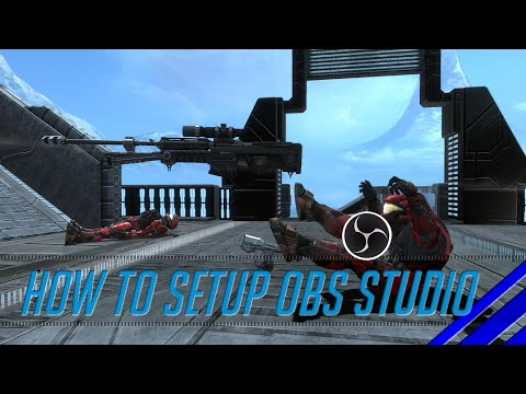 How to setup OBS Studio! Get Streaming on Youtube or Twitch!