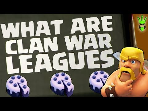 WHAT ARE CLAN WAR LEAGUES?! + NEW DECORATION! - Clash of Clans