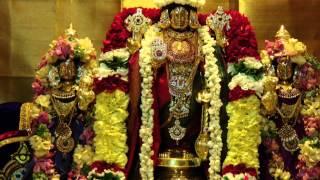 """Pasuram (Hymn) from 4000 Divyaprabandham (Vanamamalai Divyadesam) - """"Thiruvaimozhi"""" (Nammazhwar)"""