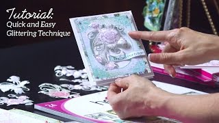 Quick steps to create all occasion cards in 30 minutes or less - Blushing Rose Collection