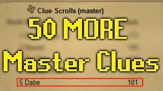 50 More Master Clues! - Twisted League #14