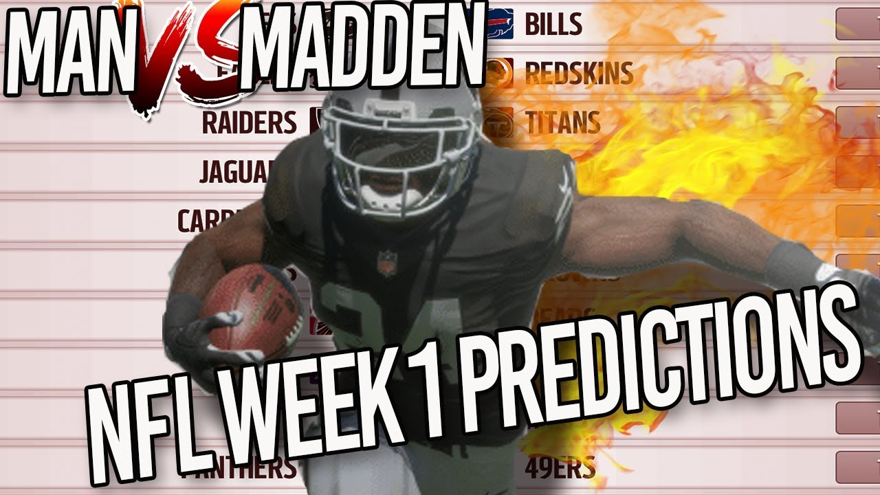 NFL Week 1: Schedule and results
