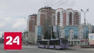 Российские паспорта - залог безопасности для жителей ДНР и ЛНР - Россия 24