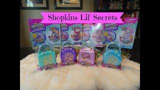 Shopkins Lil' Secrets Secret Locks