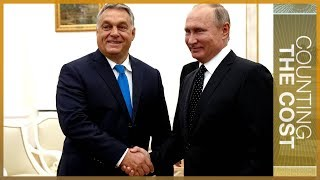 🇷🇺 🇭🇺 Putin's Trojan horse? Russian bank move to Hungary triggers alarm | Counting the Cost