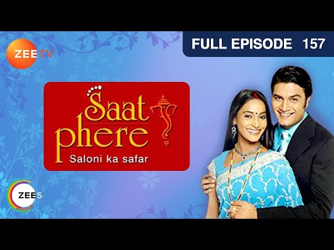 Saat phere episode 157 youtube - Saloni serie indienne ...