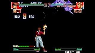[TAS] KOF 97 Combo Edition - Orochi Team