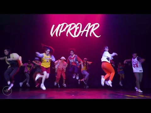 """Uproar"" - Lil Wayne Dance / Keone Madrid Choreography / ft."