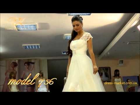 Свадебное платье в греческом стиле №756