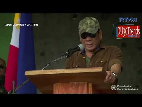 Full Speech | Pres. Duterte now declares Marawi's Freedom - October 17, 2017