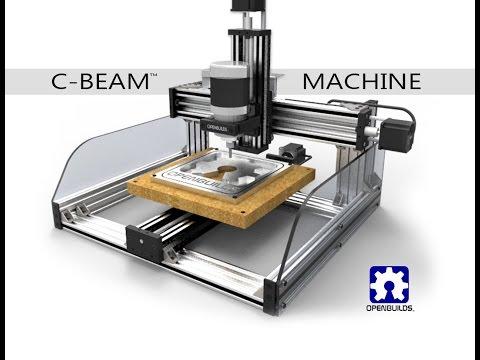 OpenBuilds® C-Beam™ Machine Build