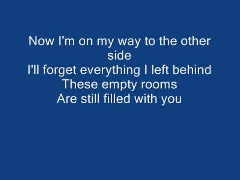Rise Against  Anywhere but here Acoustic with lyrics