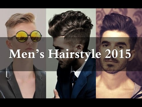 ทรงผมผู้ชาย 2015 Men's Short Hairstyle Short Haircut Idea 2015