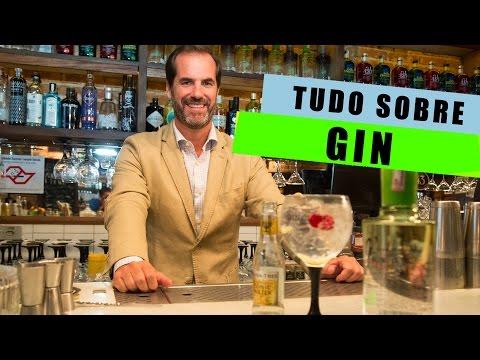 O que é GIN - Aprenda a fazer um Gin Tônica