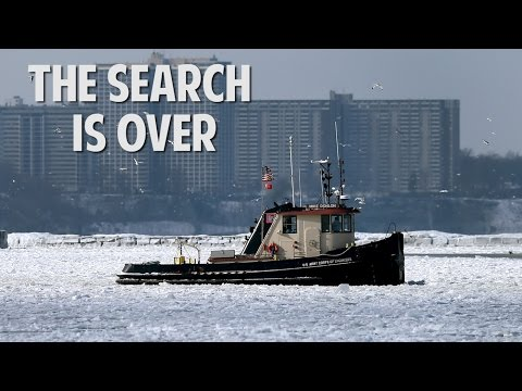 Search for missing plane ends: Jan. 17, 2017 press conference