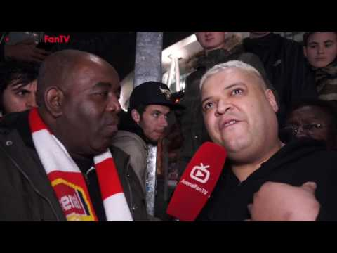 Arsenal 1 Bayern Munich 5 | Put Away The Banners & Show Wenger Manners says Heavy D